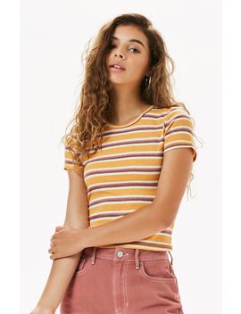 Ps Basics By Pacsun Striped Chicago T Shirt by Pacsun