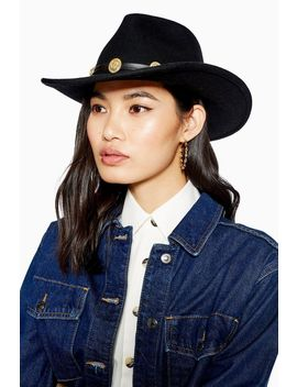 Lion Western Hat by Topshop