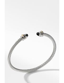 Renaissance Bracelet With 18 K Gold by David Yurman