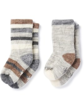 Smartwool   Socks Sampler Set   2 Pairs   Toddlers' by Smartwool