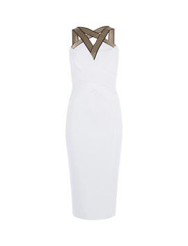 Strappy Bodycon Dress by Dd041 Dd231 Dd045 Vb021 Fc555 Sd047 Wd00780813 Dd064 Sd045