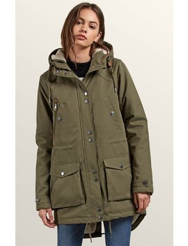 Volcom Walk On By Parka by Pacsun