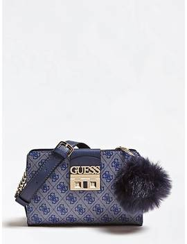 Luxe Logo Crossbody Bag by Guess