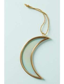 Iridescent Geometry Ornament by Anthropologie