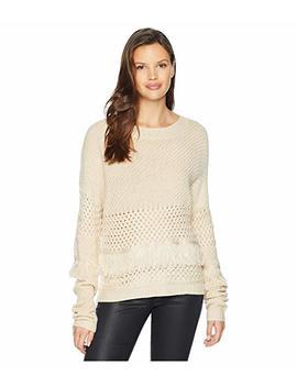 Mix It Up Novelty Stitch Sweater by Jack By Bb Dakota
