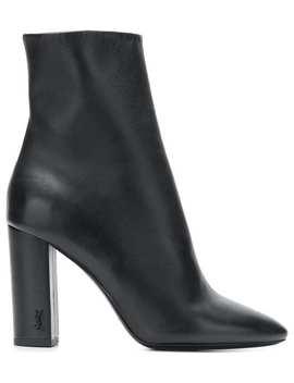 Saint Laurent Lou 95 Ankle Bootsaccueil Femme Saint Laurent Chaussures Bottes & Bottines by Saint Laurent