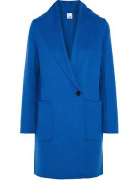 Reece Wool And Cashmere Blend Coat by Iris & Ink