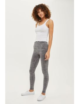 Seamless Soft Touch Leggings by Topshop