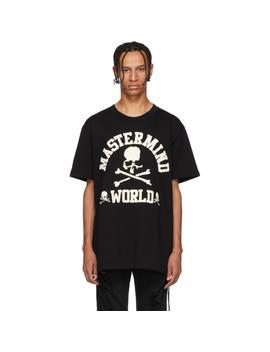 Black Shishu T Shirt by Mastermind World