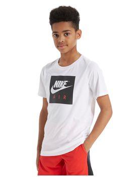 Nike Air Box Logo T Shirt Junior by Nike
