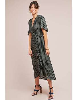 Melody Striped Dress by Eva Franco