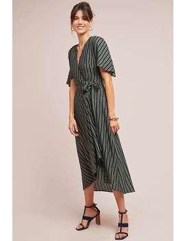 Melody Striped Dress by Eva Franco