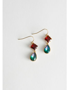 Rainbow Hanging Earrings by & Other Stories