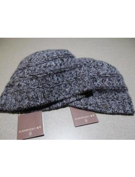 Nwt New Helen Kaminski Xy Men's 100 Percents Cashmere Knit Beanie ~ Orig. Cost $200.+ by Kaminski Xy