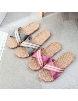Popcorn   Flax Home Slippers by Popcorn
