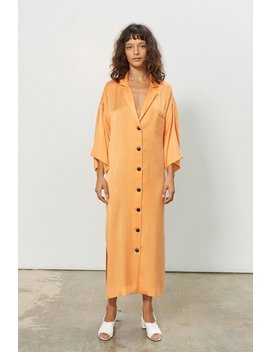 Mara Hoffman Saga Dress   Nectarine by Garmentory