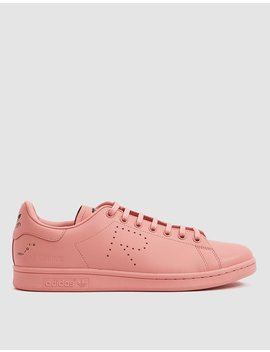 Rs Stan Smith Sneaker In Tactile Rose by Adidas X Raf Simons