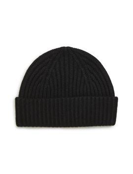 Cashmere Knit Cap by Nordstrom Men's Shop