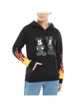 Disney X Vans Punk Mickey Pullover Hoodie by Vans