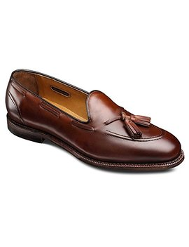 Allen Edmonds Men's Acheson Tassel Dress Loafer 11.5 D(M) Men 8017 Dark Chili Loafers Shoes by Allen+Edmonds
