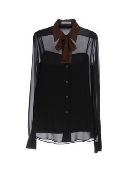 Prada Shirts & Blouses With Bow   Shirts by Prada