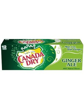 Canada Dry Ginger Ale   12pk/12 Fl Oz Cans by Canada Dry
