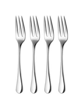 Robert Welch Radford Pastry Forks, 4 Piece by Robert Welch