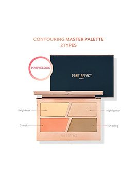 Pony Effect Contouring Master Palette (Marvelous) by Ponyeffect
