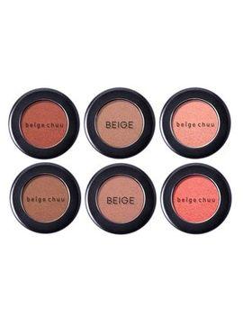 Beige Chuu   Eye Shadow (6 Colors) by Beige Chuu