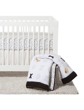 No Jo® Crib Bedding Set 4pc   Xoxo by Shop This Collection