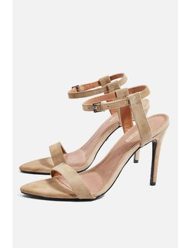Rubix Two Part Pointed Sandals by Topshop