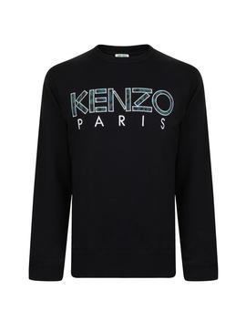 Paris Crew Sweatshirt by Kenzo