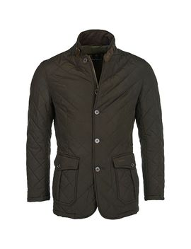Quilted Lutz Jacket   Men's by Barbour