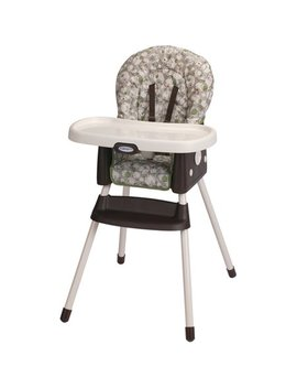 Graco Simple Switch 2 In 1 High Chair, Zuba by Graco