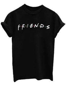 Women's Friends T Shirt Junior Tops Teen Girls Graphic Tees Top by Women T Shirts/Funny T Shirts/Custom T Shirts