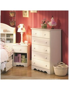 Harriet Bee Barra 5 Drawer Chest & Reviews by Harriet Bee