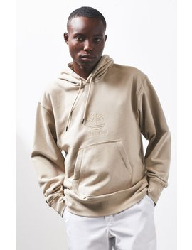 Timberland Oversized Pullover Hoodie by Pacsun