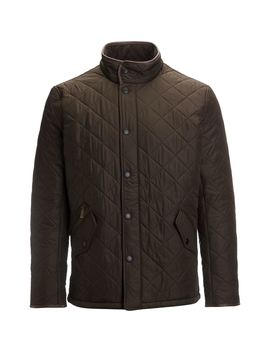 Powell Quilted Jacket   Men's by Barbour