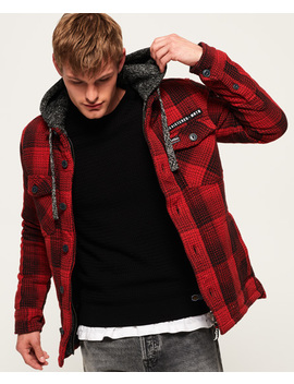 Everest Storm Hooded Jacket by Superdry