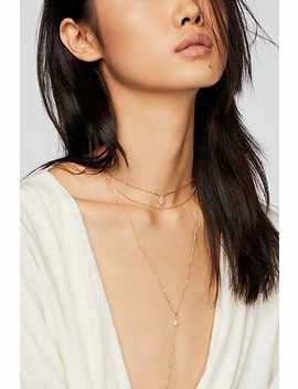 Double Delicate Necklace by Free People