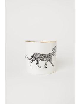 Pot De Fleurs En Porcelaine by H&M
