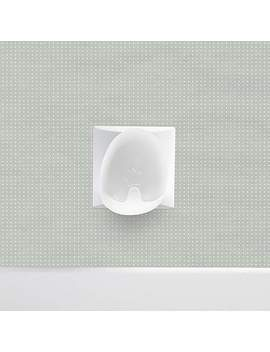White Automatic Nightlight by Dunelm
