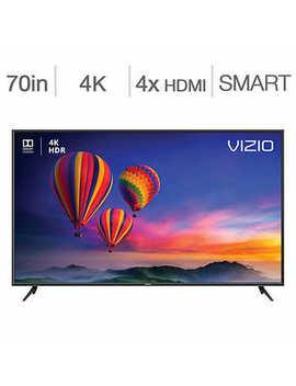 Vizio E70 F3 E Series 70 In. 4 K Hdr Smart Tv by Costco