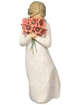 Willow Tree Surrounded By Love Figurine by Willow Tree