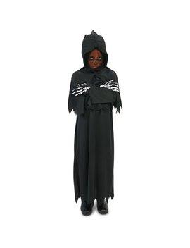 Hooded Dark Grim Reaper Child Halloween Costume by Buy Seasons