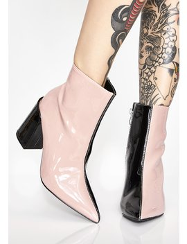Go Both Ways Ankle Boots by So Me