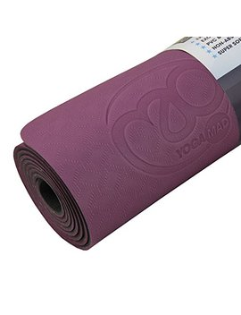 Yoga Mad Evolution Mat With Carry Strap by Yoga Mad
