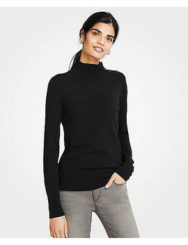 Turtleneck Sweater by Ann Taylor