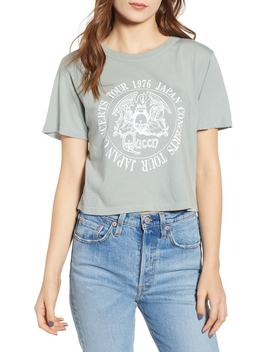 Queen Crop Tee by Day By Daydreamer