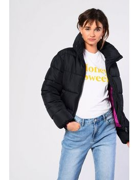 **Padded Puffer Coat By Glamorous by Topshop